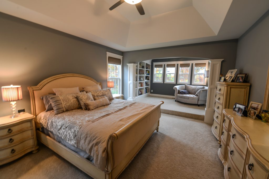 build your perfect master bedroom suite  steiner homes