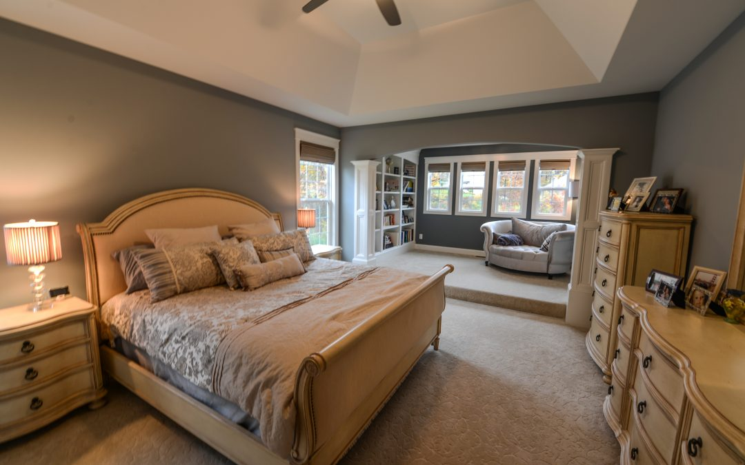 Build Your Perfect Master Bedroom Suite